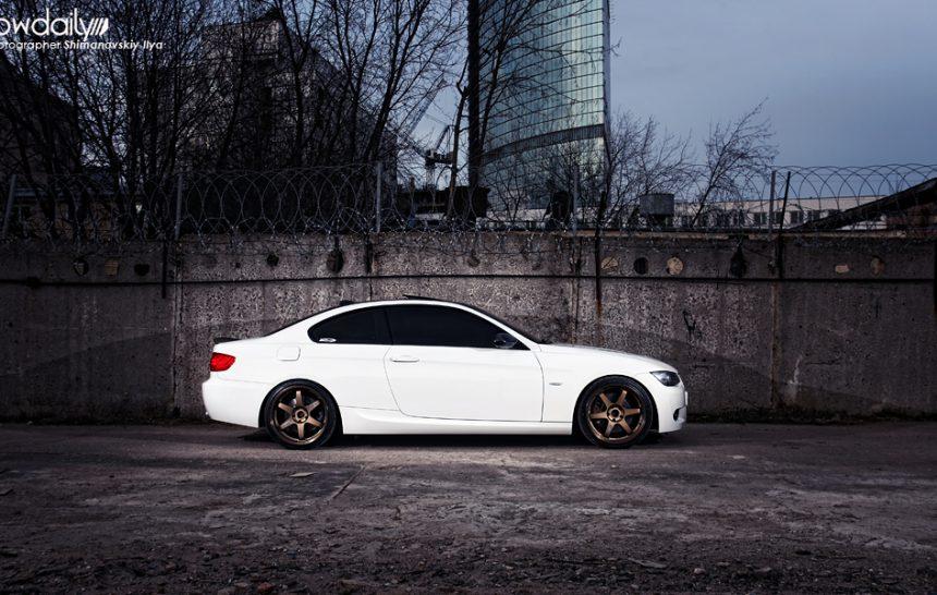 BMW 335x & Volk Racing