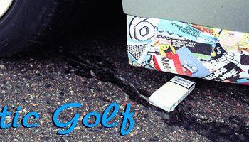 Static Golf mk4