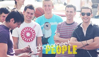 Official photos – People