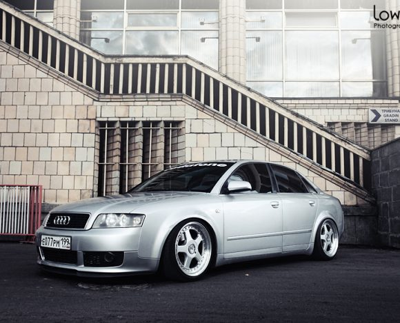 Lowed Airlines Audi A4 (B6) Stance