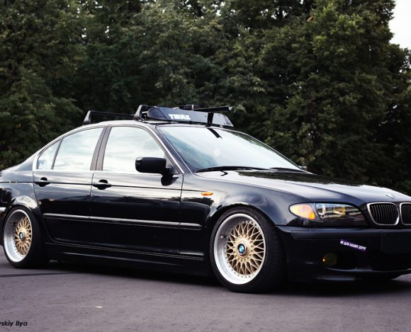 BMW 3 E46 – Stance