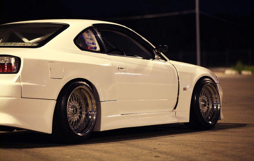 Nissan Silvia s15 & bbs. Lowdaily photomeet ( Video teaser)
