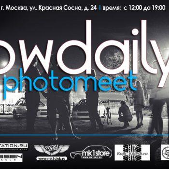 Lowdaily photomeet NEWS