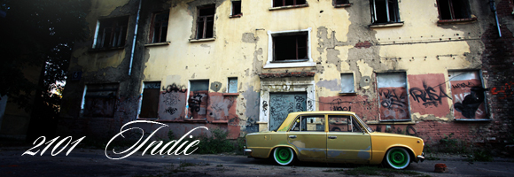 VAZ 2101 Indie. 1st place of photomeet