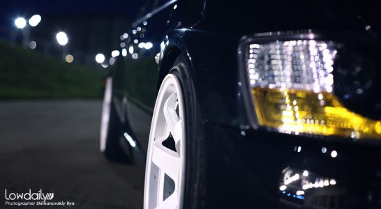 Mitsubishi Lancer Evo & Rota Grid