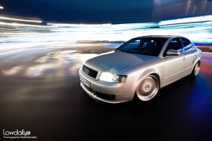 LOWED AIRLINES - Audi A4