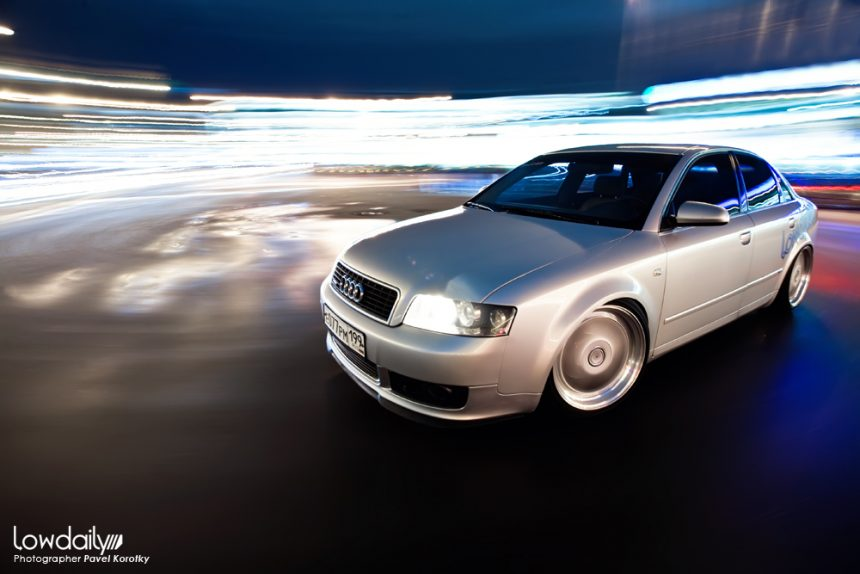 LOWED AIRLINES – Audi A4