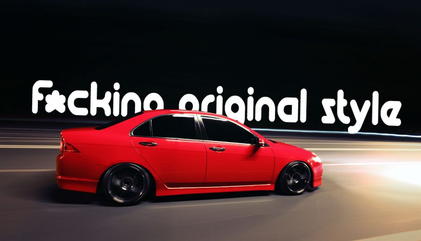 Honda Accord – Original Style