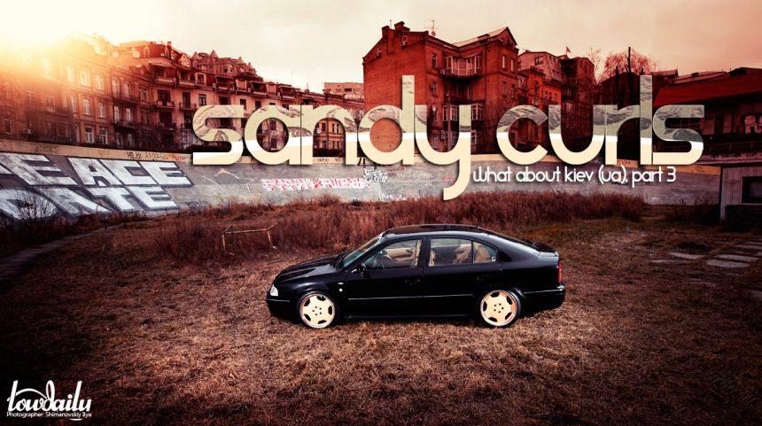 Sandy Curls – Skoda Octavia
