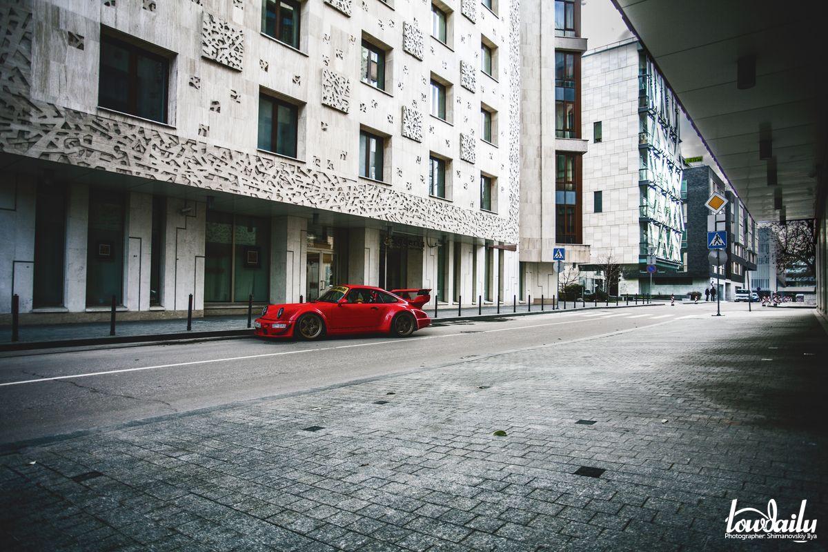 Porsche RWB 911 (964) - Первый