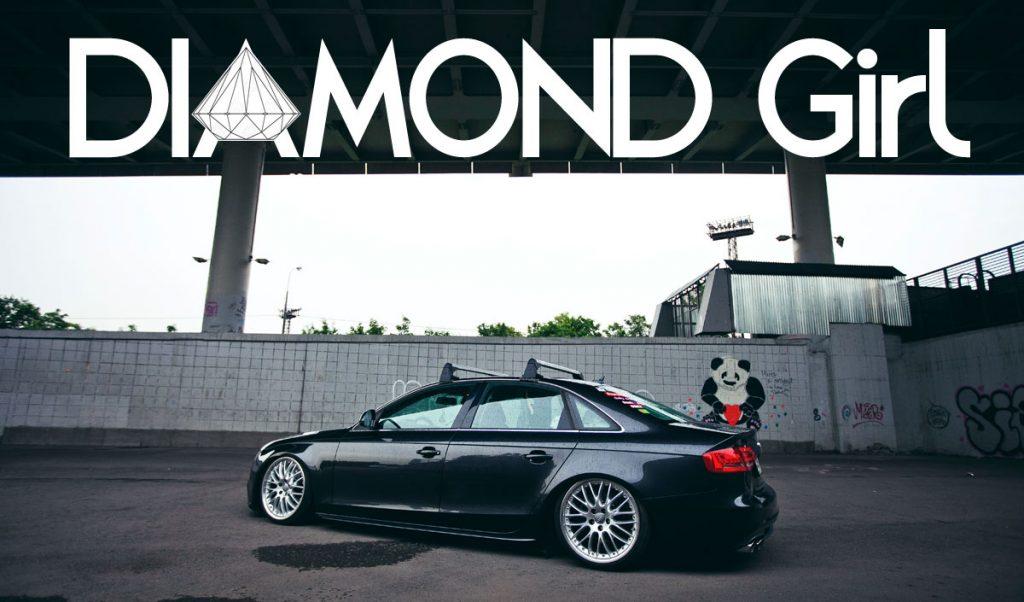 Audi A4 – DIAMOND Girl