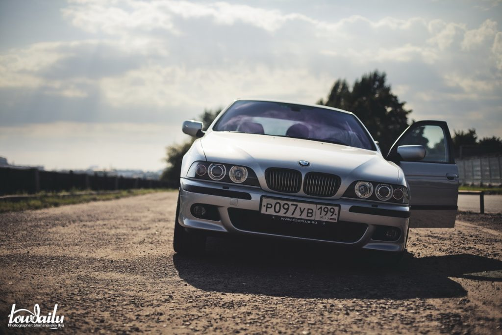 At the age of retirement. BMW e39 & AccuAir