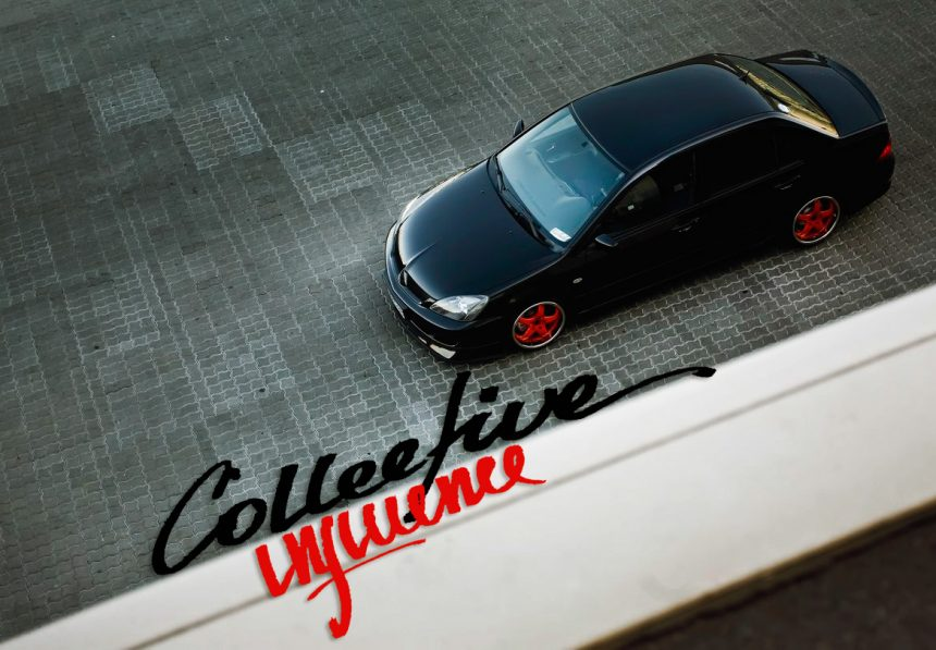 Collective influence