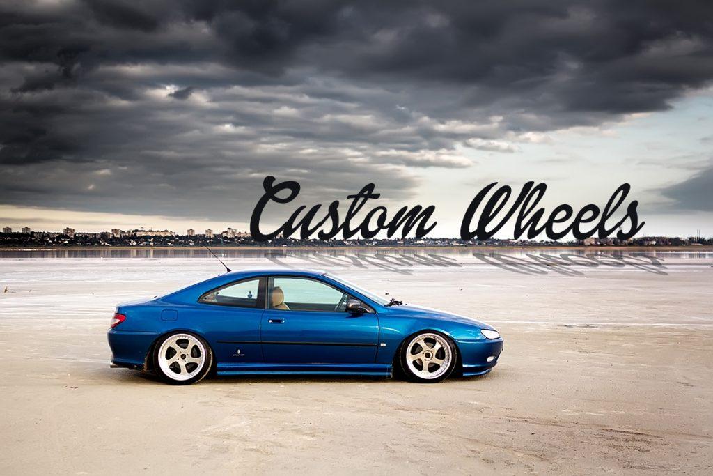 Pininfarina plus: custom wheels