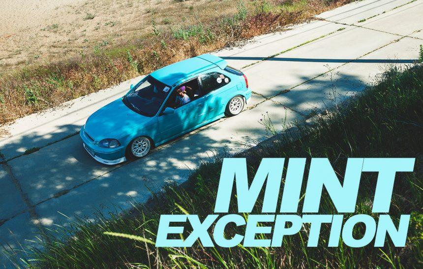 Mint Exception | Honda Civic