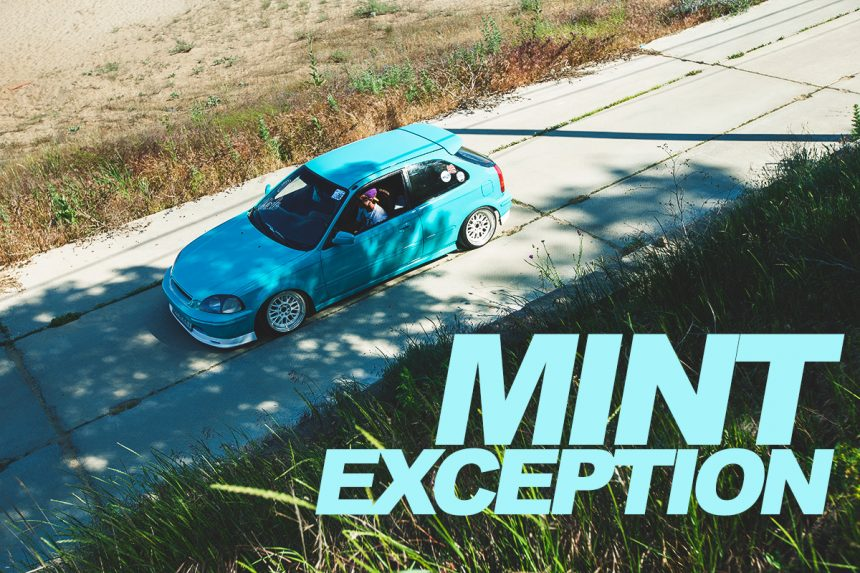 Mint Exception | Honda Civic
