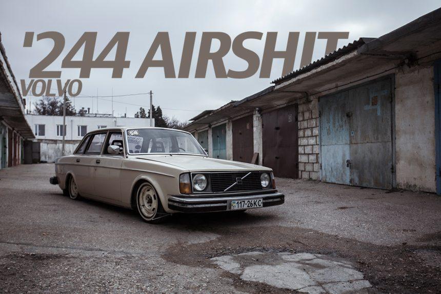 Volvo '244 Airshit | [Crimea part 3]