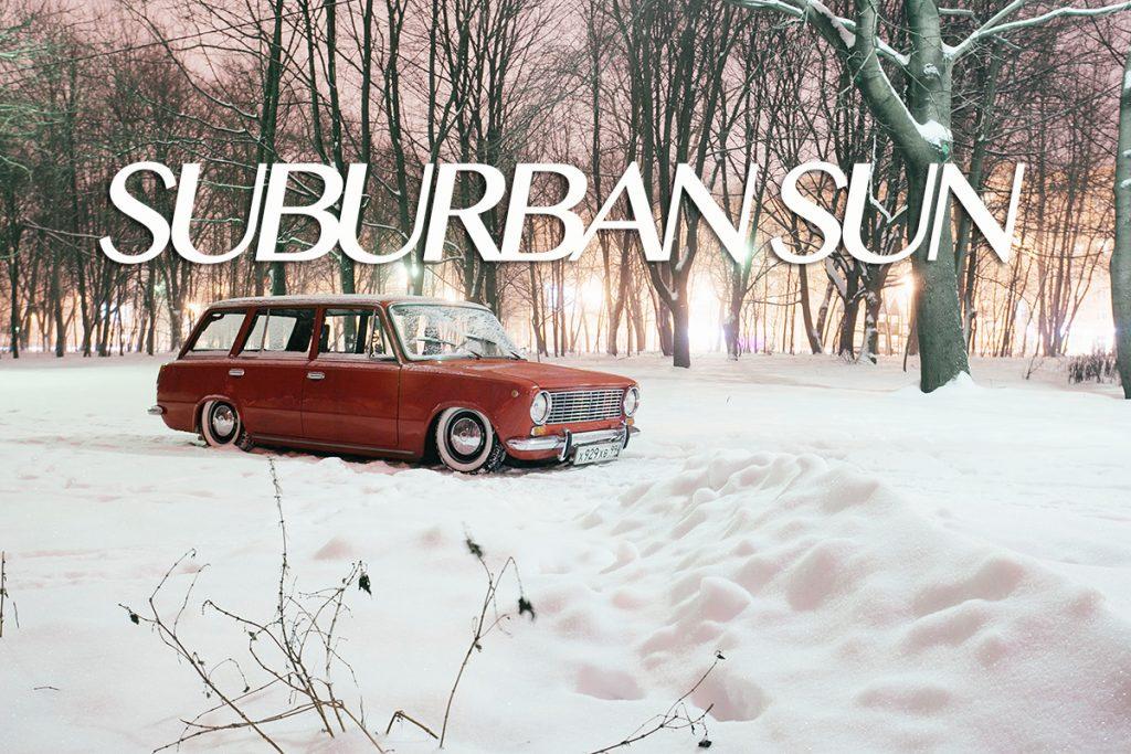 Suburban Sun   VAZ 2102 air