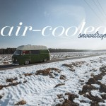 Air-Cooled Snowdrop   Volkswagen Transporter 2