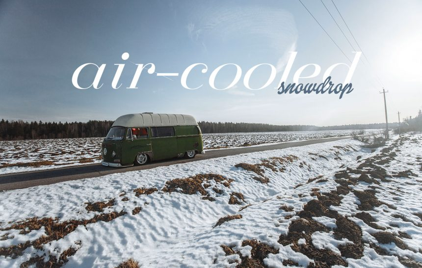 Air-Cooled Snowdrop | Volkswagen Transporter 2