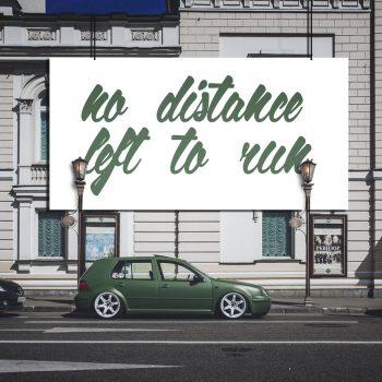 No distance left to run | Volkswagen Golf 4