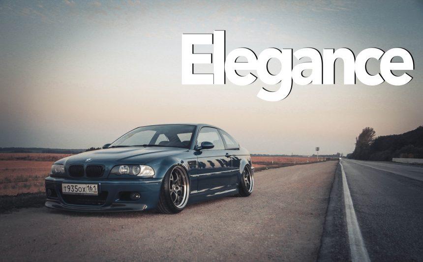 Elegance | BMW M3 E46