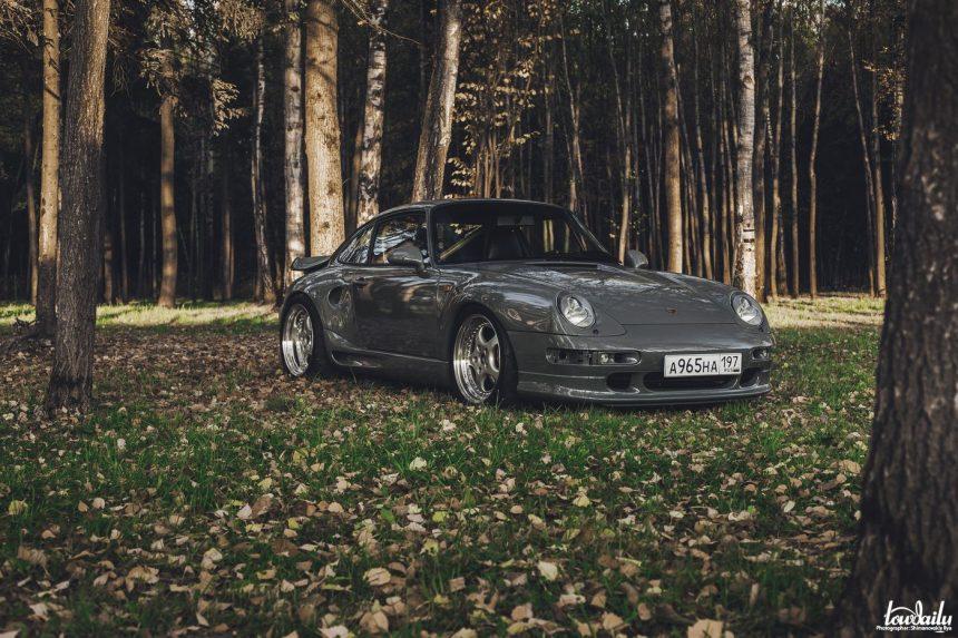 Porropsia / Porsche 993 Gemballa.