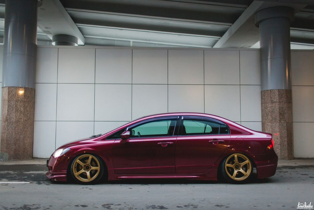 Cherrywood | Honda Civic
