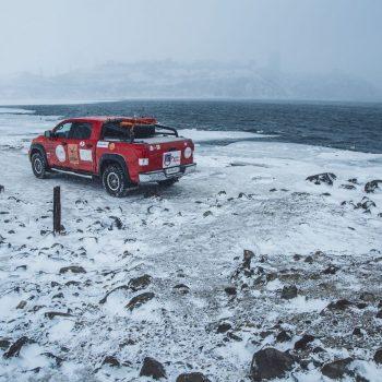 Toyota Tundra   the April