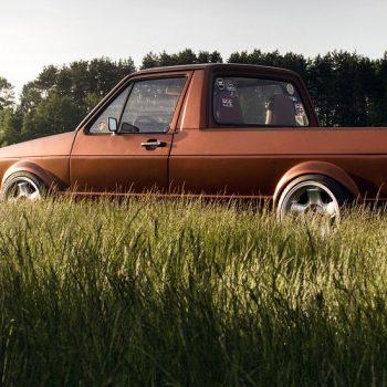 Volkswagen Caddy mk 1 | Slim