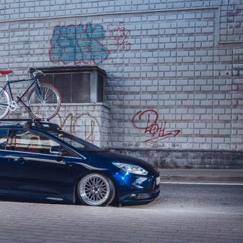 Ford Focus III. Static Russia.