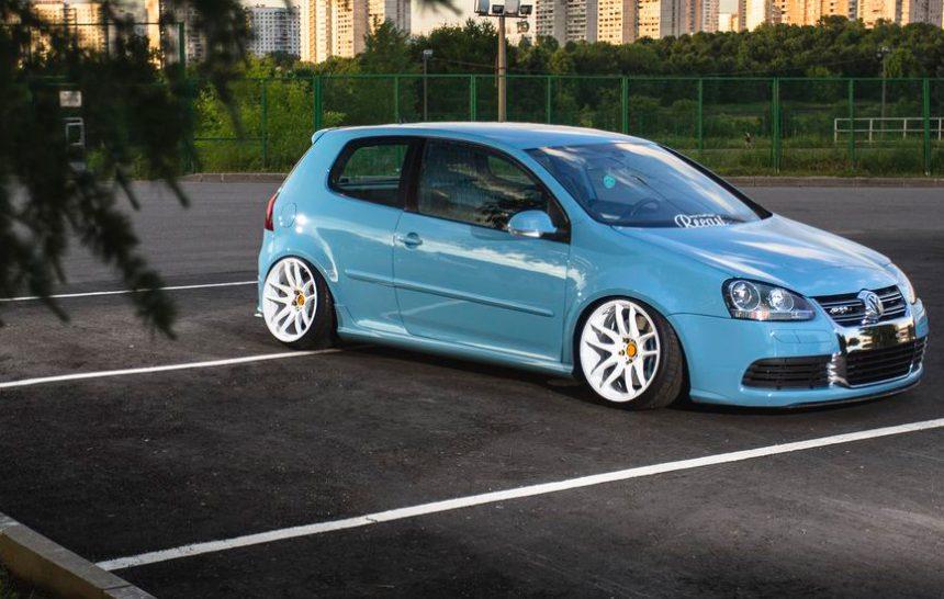Sic Itur Ad Astra | Volkswagen Golf R32 mk5.