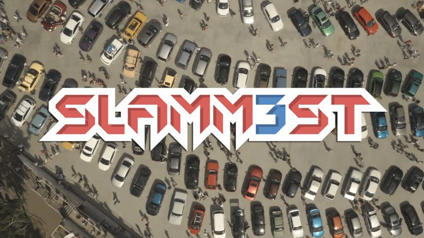 Slammest 3   Official video by Lowdaily production