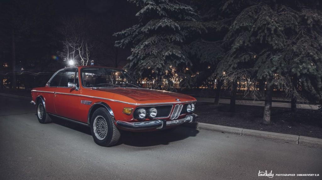 BMW E9 3.0 CS