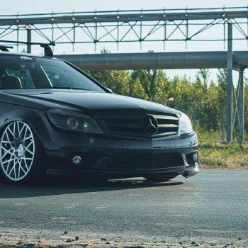 Mercedes Benz w204