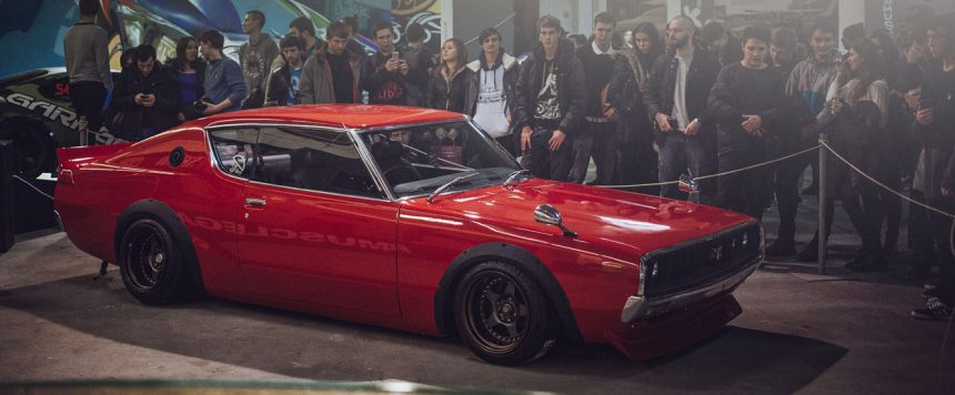Nissan Skyline Kenmeri 1975 CIAY