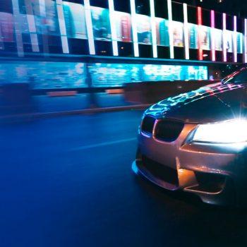 BMW E91 – Lamborghini – Lowdaily