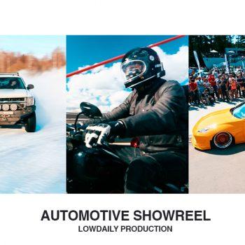 Automotive Showreel 2015