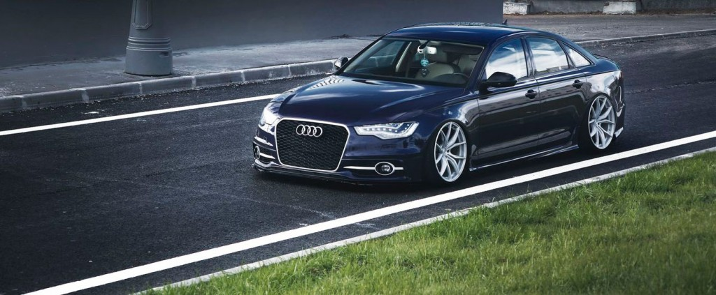 Be Here Now   AUDI A6 (C7)