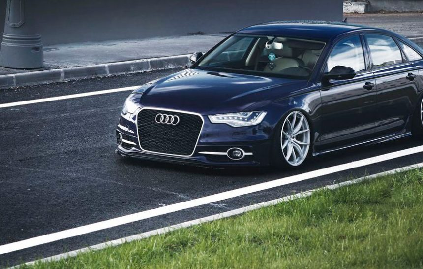 Be Here Now | AUDI A6 (C7)