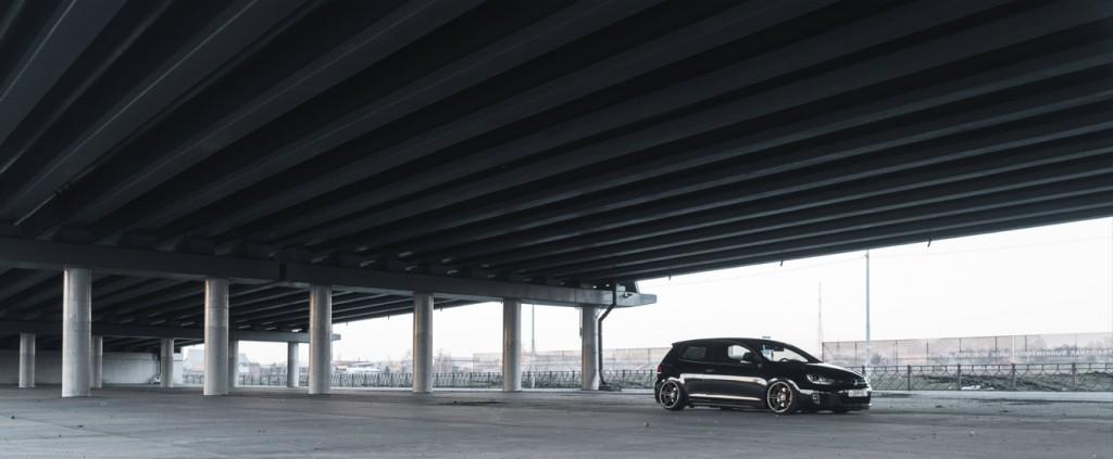 Craddle – Volkswagen GTI mk6