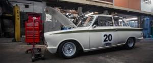 Lotus Cortina - Машина Джим Кларка