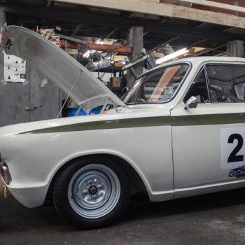 Lotus Cortina – Машина Джим Кларка