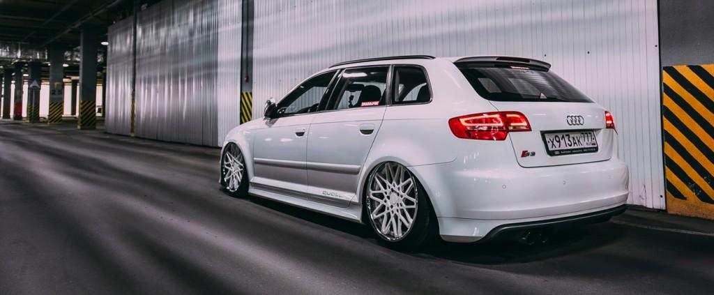 Side Line – Audi S3