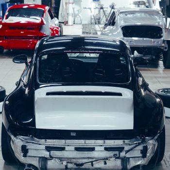 RWB Russia Teaser #1. Porsche 993.