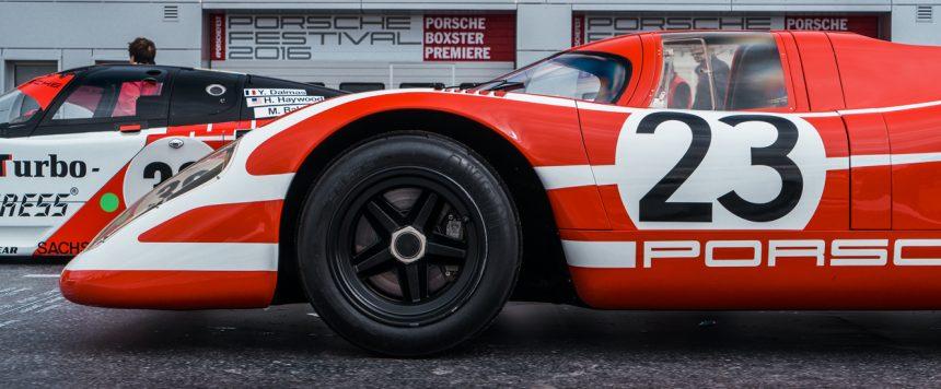 Porsche Festival 2016 – Moscow Raceway