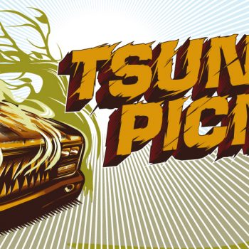 TSUNAMI PICNIC – 02.07.16 Анонс.