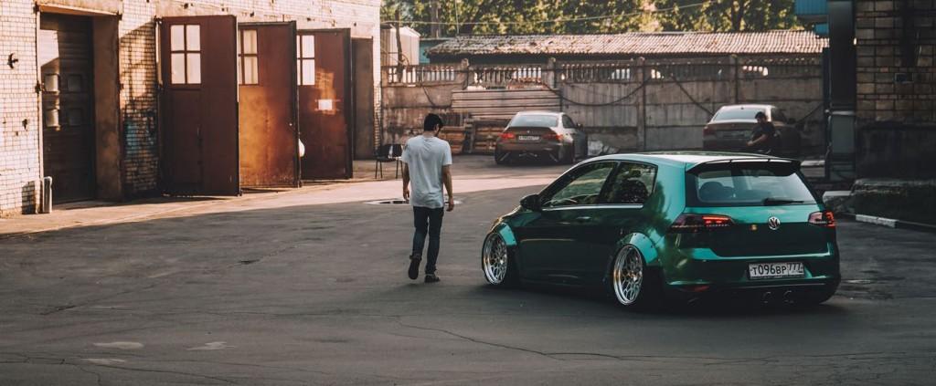 Volkswagen Golf MK7 – Emerald King