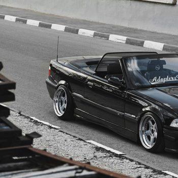 BMW E36 – CONVERTIBLE