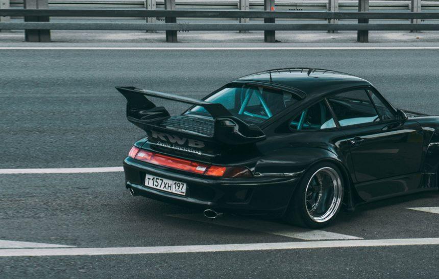 Porsche 993 – Bagheera – Rauh-Welt